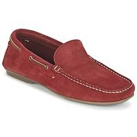 Shoes Men Loafers Fluchos LEX Red