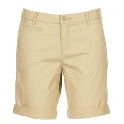 Clothing Women Shorts / Bermudas Benetton JAVIN Beige