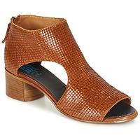Shoes Women Sandals Moma JOBADA Brown