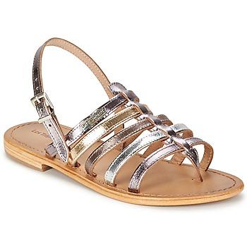 Shoes Women Sandals Les Tropéziennes par M Belarbi HERISSON Tricolour