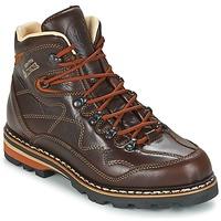 Shoes Men Hi top trainers Meindl KLOSTERS IDENTITY Brown / Dark