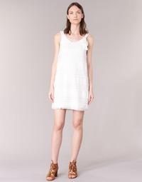 Clothing Women Short Dresses Desigual KERASO White