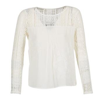 Clothing Women Tops / Blouses Desigual GERZA White