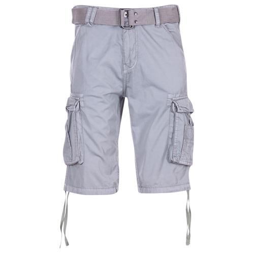 Clothing Men Shorts / Bermudas Schott TR RANGER 30 Grey