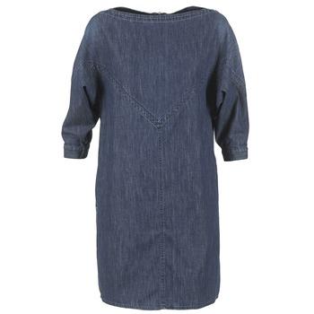 Clothing Women Short Dresses Diesel DE CHOF Blue