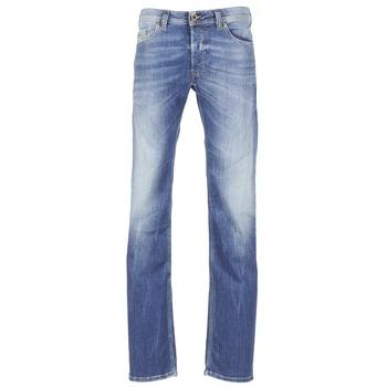 Clothing Men straight jeans Diesel SAFADO Blue / 0854R