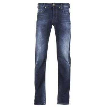 Clothing Men slim jeans Diesel AKEE Blue