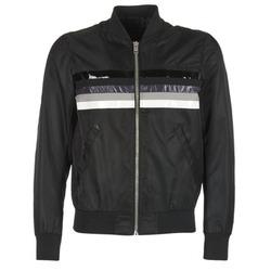 Clothing Men Jackets Diesel J SLATER Black