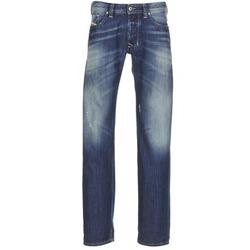 Clothing Men straight jeans Diesel LARKEE Blue