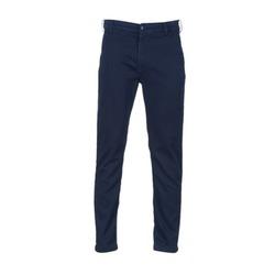 Clothing Men chinos Diesel SLIM CHINO JOGGJEANS Blue / 0680f