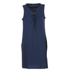 Clothing Women Short Dresses Diesel D ISBEL Marine