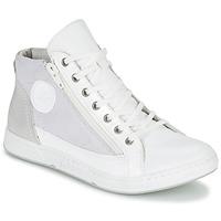 Shoes Women Hi top trainers Pataugas JANE/BB F2C White