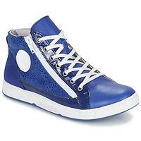 Shoes Women Hi top trainers Pataugas JANE/BB F2C Blue
