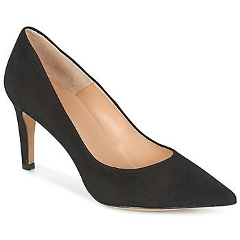 Shoes Women Heels Perlato REVOUTE Black