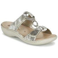 Shoes Women Mules Remonte Dorndorf TARDESSO Silver