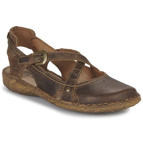 Shoes Women Sandals Josef Seibel ROSALIE 13 Brown
