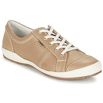 Shoes Women Low top trainers Josef Seibel CASPIAN Brown