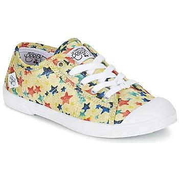 Shoes Girl Low top trainers Le Temps des Cerises BASIC 02 Multicoloured