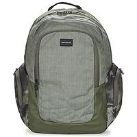 Bags Rucksacks Quiksilver SCHOOLIE Kaki / Grey