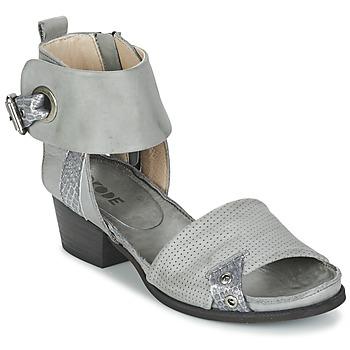 Shoes Women Sandals Dkode REECE Grey / Silver