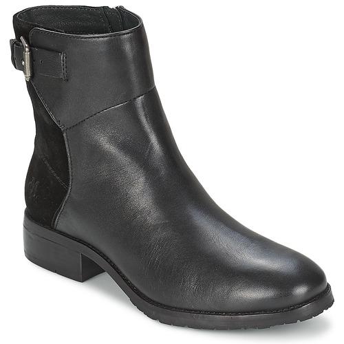 Shoes Women Mid boots Marc O'Polo GABRIELLE Black