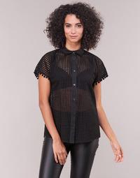 Clothing Women Shirts Love Moschino WCC0480 Black