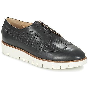 Shoes Women Derby Shoes Geox D BLENDA A  BLACK