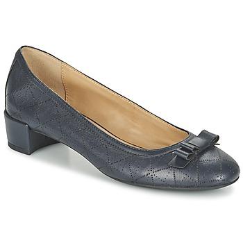 Shoes Women Flat shoes Geox D CAREY A Marine