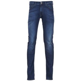 Clothing Men Skinny jeans Replay JONDRILL Blue / MEDIUM