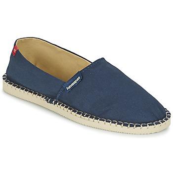 Shoes Espadrilles Havaianas ORIGINE III Marine / Beige