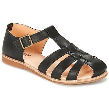 Shoes Women Sandals Kavat LOTTA Black