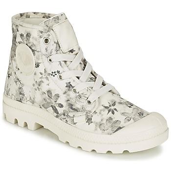 Shoes Women Mid boots Palladium US PAMPA HI F Pink