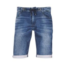 Clothing Men Shorts / Bermudas Le Temps des Cerises JOGG SHORT Blue / MEDIUM