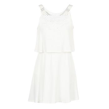 Clothing Women Short Dresses Molly Bracken SAMARC Ivory