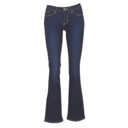 Clothing Women bootcut jeans Levi's 715 BOOTCUT Daytrip