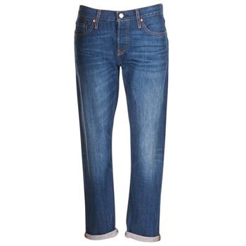 Clothing Women Boyfriend jeans Levi's 501 CT Crate / Digger