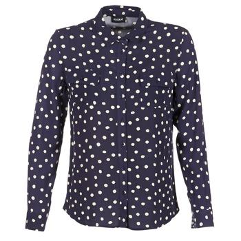 Clothing Women Shirts Kookaï HOLIAVE MARINE