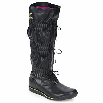 Shoes Women High boots Sorel FIRENZY Black