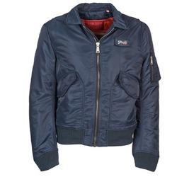 Clothing Men Jackets Schott 210100 Marine