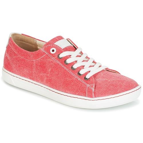 Shoes Women Derby Shoes Birkenstock ARRAN LADIES Red