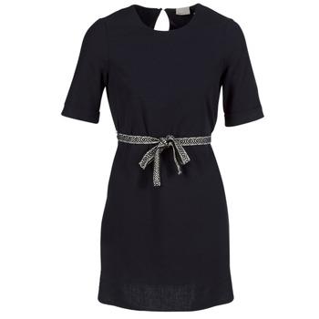 Clothing Women Short Dresses Vero Moda MILO SUKI Black