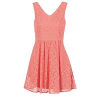 Clothing Women Short Dresses Vero Moda SASHA Pink