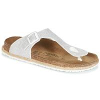 Shoes Women Flip flops Papillio GIZEH Grey
