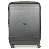 Bags Hard Suitcases Delsey INDISCRETE HARD 4R 76CM Black