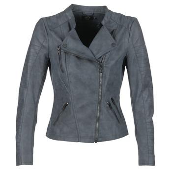 Clothing Women Leather jackets / Imitation leather Only AVA Marine
