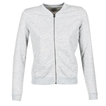 Clothing Women sweaters Only JOYCE BOMBER Grey