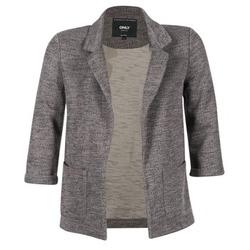 Clothing Women Jackets / Blazers Only CAROLINE Grey