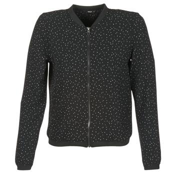 Clothing Women Jackets Only NOVA LACE Black / White