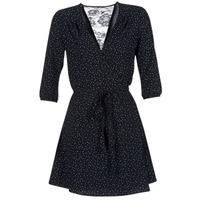 Clothing Women Short Dresses Only NOVA LACE Black