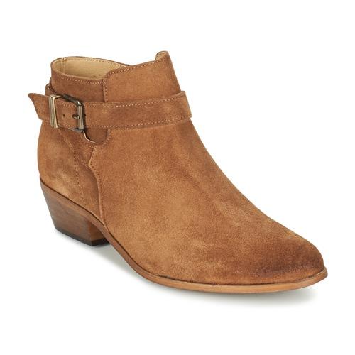 Shoes Women Shoe boots Betty London GAFFA CAMEL